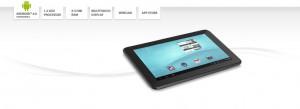 Drei Android Tablets von Trekstor in Sicht