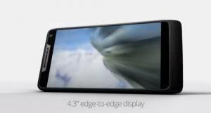 Mit LTE, HD und Android - Razr Smartphone Reihe von Motorola