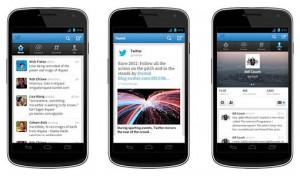 Android erhält großes Update für die Twitter-Apps