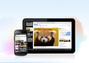 Auch ältere Smartphones werden von Firefox 17 für Android unterstützt