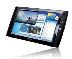Das Archos 80 Cobald Tablet mit Android 4.0 und Acht-Zoll-Screen