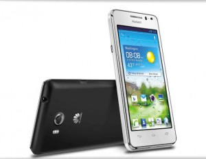 Endlich da - Android-4.0-Smartphone Ascend G600 für 299 Euro