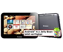 Lenovo startet mit drei Android Tablets auf dem MWC
