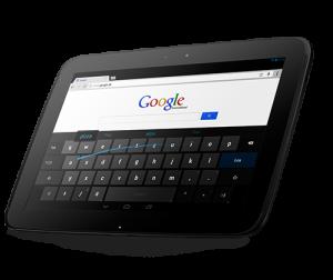 Nexus 10 – Ab sofort wieder erhältlich