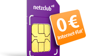Netzclub Internetflat
