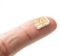 Nano SIM Karte gratis bekommen