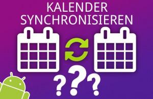 Android Handy Kalender Synchronisieren