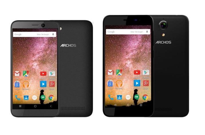 Archos kündigt zwei neue Smartphone-Serien für Einsteiger ...