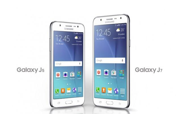 Samsung Galaxy J7 J5